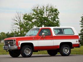 Ver foto 4 de Chevrolet Blazer K5 1978