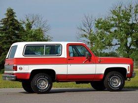 Ver foto 3 de Chevrolet Blazer K5 1978