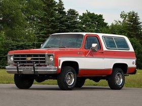 Ver foto 2 de Chevrolet Blazer K5 1978