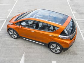 Ver foto 4 de Chevrolet Bolt Concept 2015