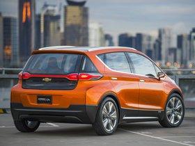 Ver foto 3 de Chevrolet Bolt Concept 2015