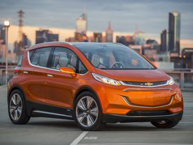 Fotos de Chevrolet Bolt Concept 2015