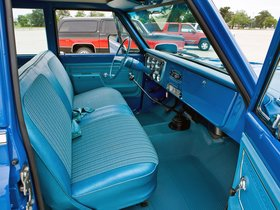 Ver foto 3 de Chevrolet C20 Suburban 1972