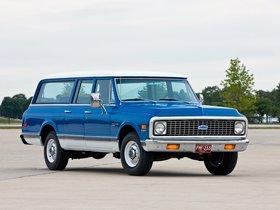 Ver foto 1 de Chevrolet C20 Suburban 1972