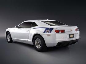 Ver foto 5 de Chevrolet COPO Camaro Concept 2011