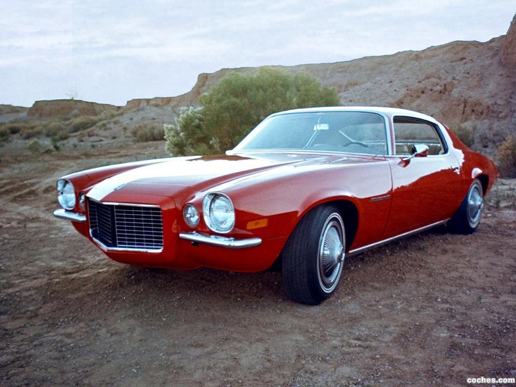 Foto 0 de Chevrolet Camaro 1972