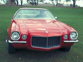 Ver foto 3 de Chevrolet Camaro 1972