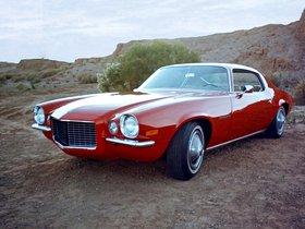 Ver foto 1 de Chevrolet Camaro 1972