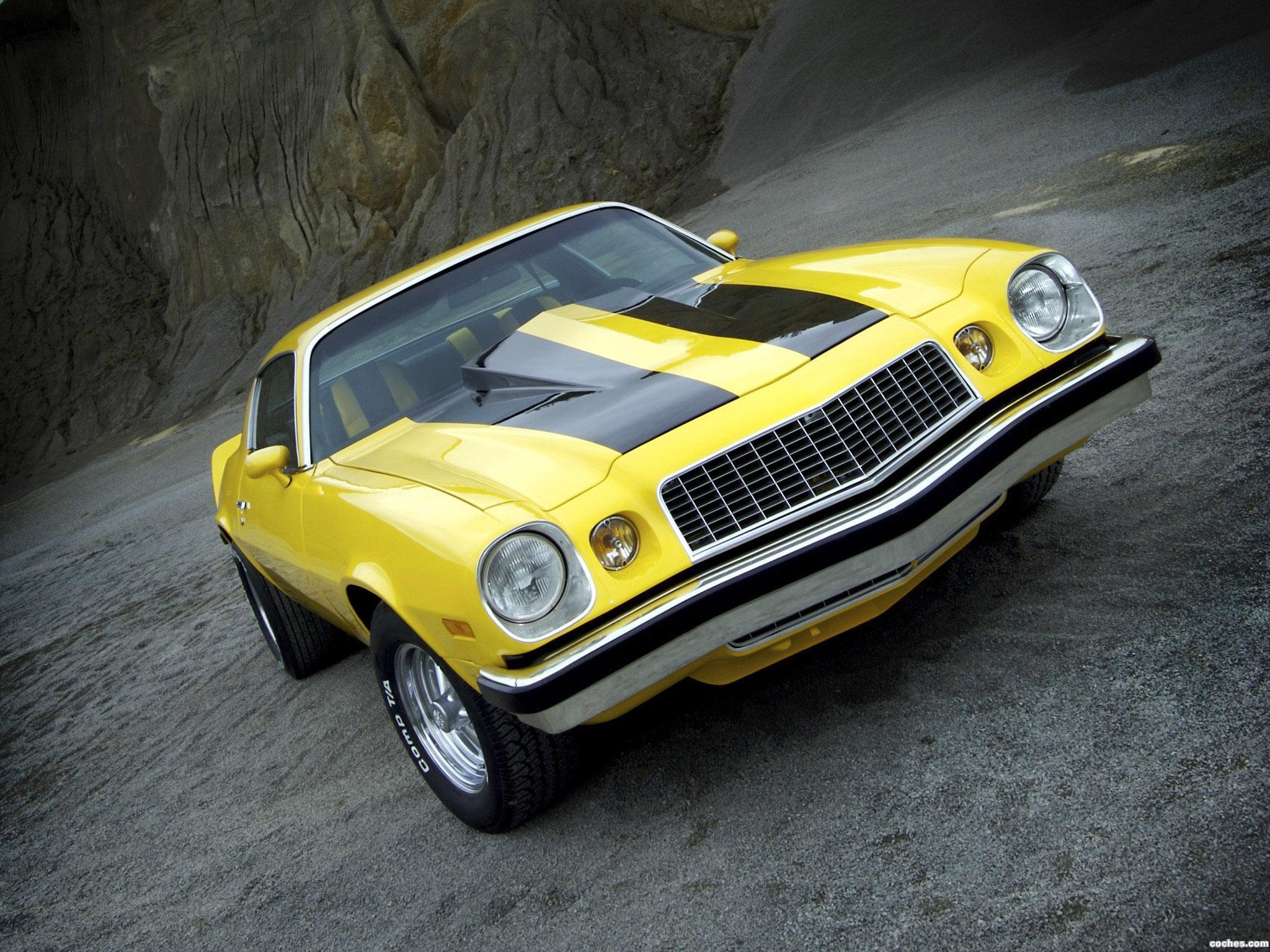 Foto 0 de Chevrolet Camaro 1974