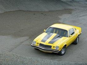 Ver foto 3 de Chevrolet Camaro 1974