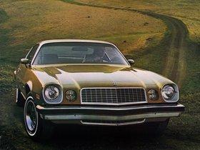 Ver foto 8 de Chevrolet Camaro 1974