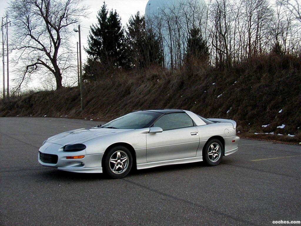 Foto 0 de Chevrolet Camaro 1999