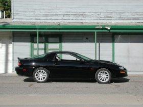 Ver foto 3 de Chevrolet Camaro 1999