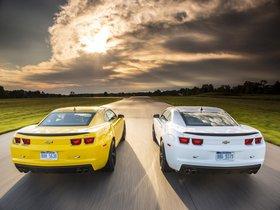 Ver foto 12 de Chevrolet Camaro 1LE 2012