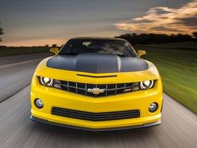 Ver foto 9 de Chevrolet Camaro 1LE 2012