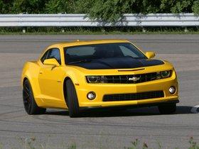 Ver foto 21 de Chevrolet Camaro 1LE 2012
