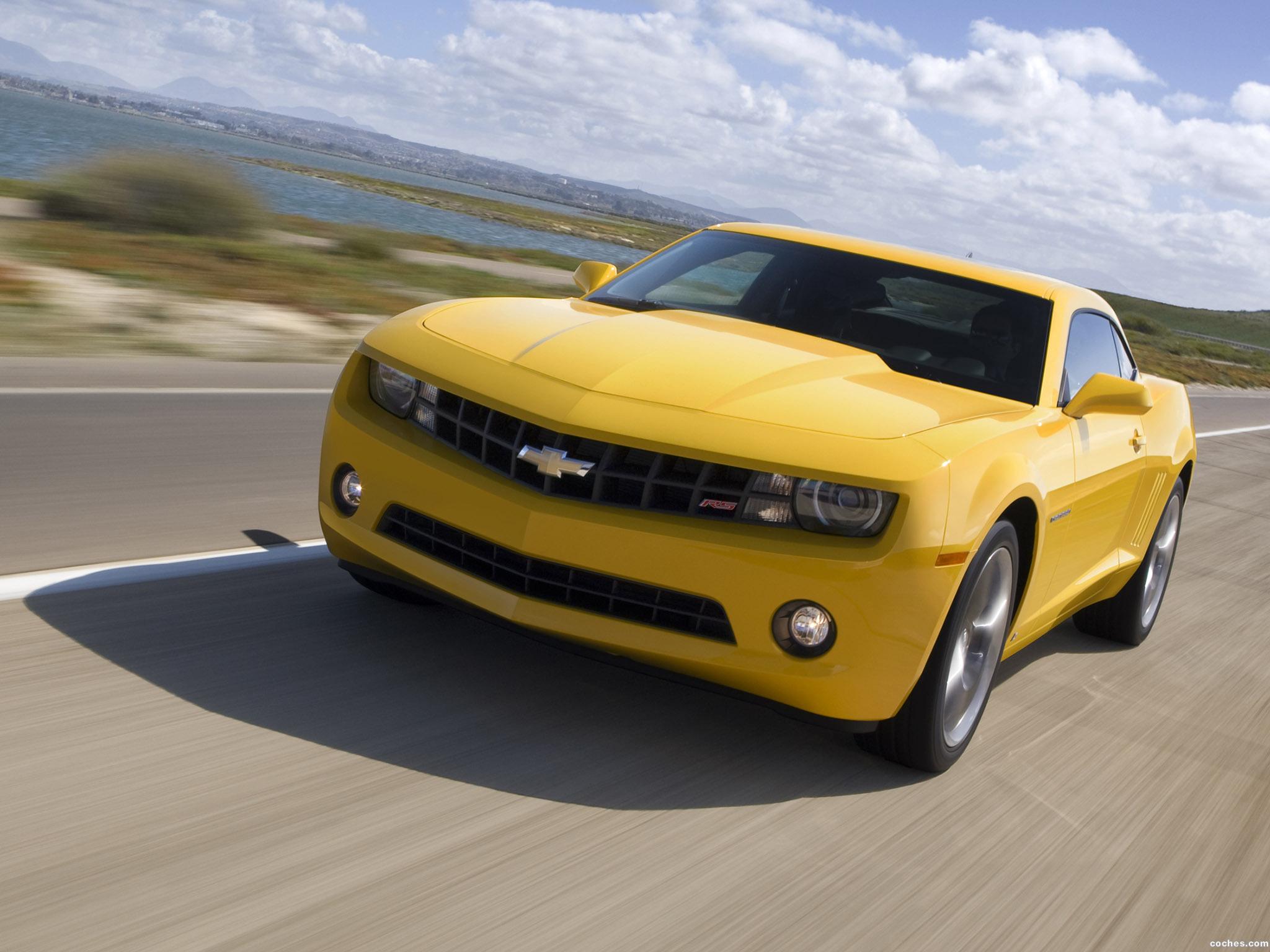 Foto 0 de Chevrolet Camaro 2009