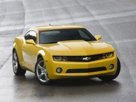 Ver foto 21 de Chevrolet Camaro 2009