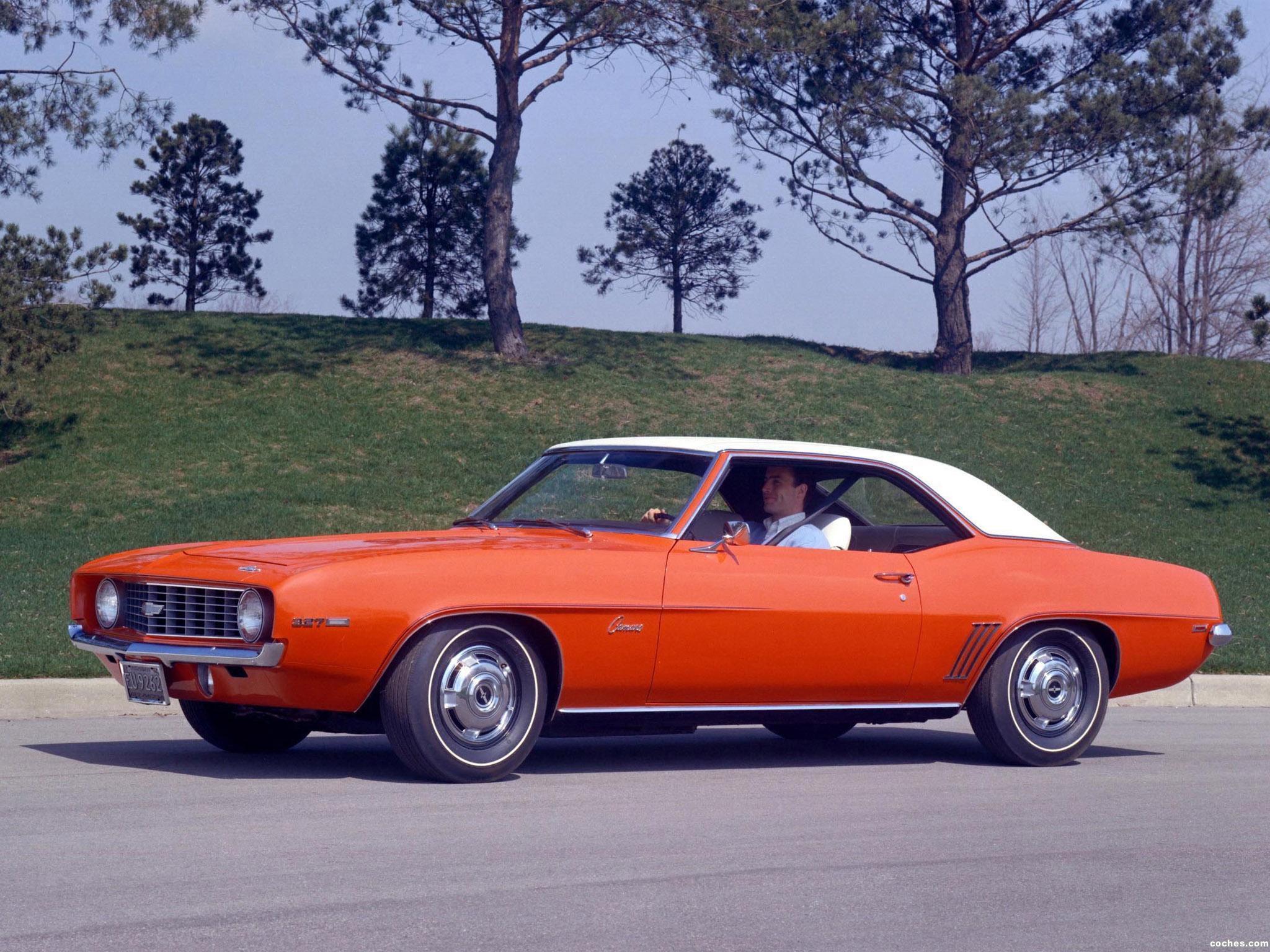 Foto 0 de Chevrolet Camaro 327 1969