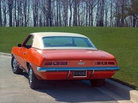 Ver foto 3 de Chevrolet Camaro 327 1969