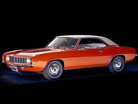 Ver foto 2 de Chevrolet Camaro 327 1969