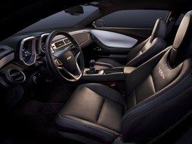 Ver foto 4 de Chevrolet Camaro 45th Anniversary Edition 2011