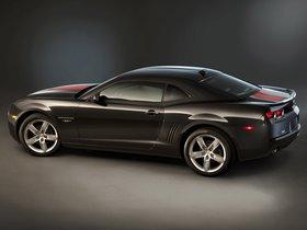 Ver foto 2 de Chevrolet Camaro 45th Anniversary Edition 2011