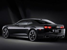 Ver foto 4 de Chevrolet Camaro Black Concept 2008