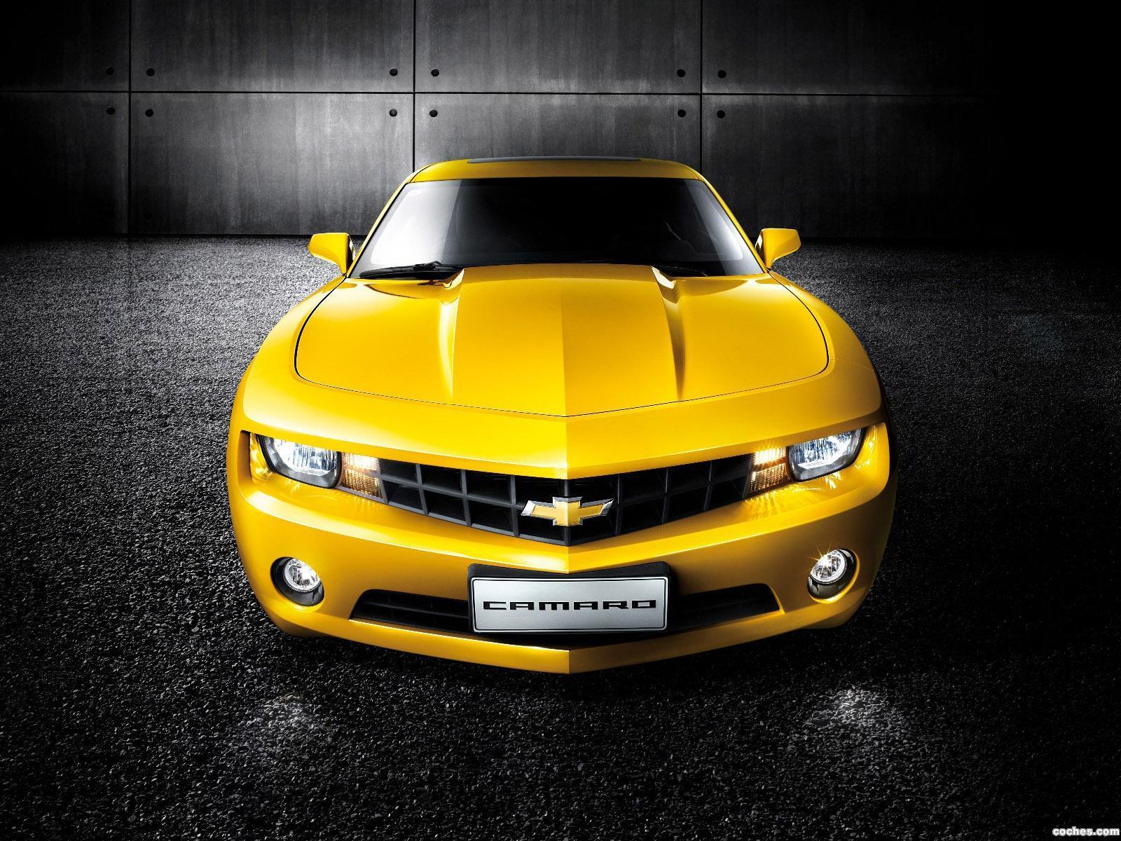 Foto 0 de Chevrolet Camaro Bumblebee 2011