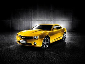Ver foto 2 de Chevrolet Camaro Bumblebee 2011