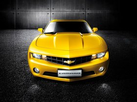 Fotos de Chevrolet Camaro Bumblebee 2011