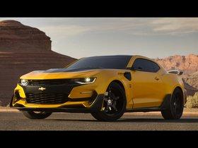 Ver foto 1 de Chevrolet Camaro Bumblebee 2017