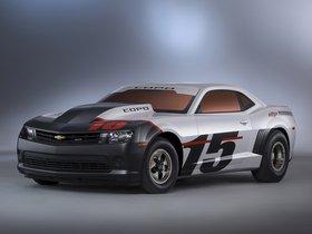 Ver foto 2 de Chevrolet Camaro COPO 2015