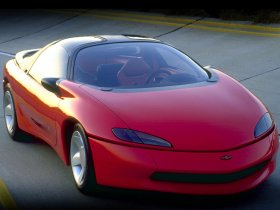 Ver foto 2 de Chevrolet Camaro California Iroc-Z Concept 1989