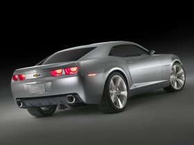 Ver foto 13 de Chevrolet Camaro Concept 2006