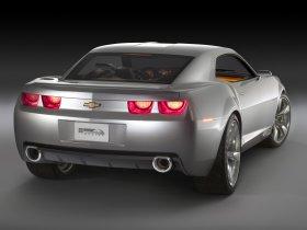 Ver foto 12 de Chevrolet Camaro Concept 2006