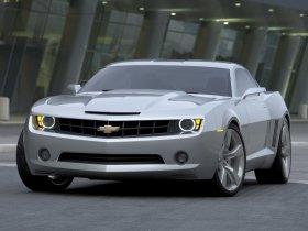 Ver foto 10 de Chevrolet Camaro Concept 2006