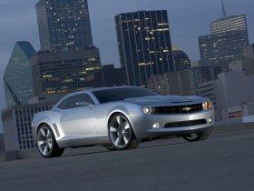 Ver foto 9 de Chevrolet Camaro Concept 2006