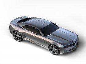 Ver foto 26 de Chevrolet Camaro Concept 2006