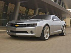 Ver foto 7 de Chevrolet Camaro Concept 2006