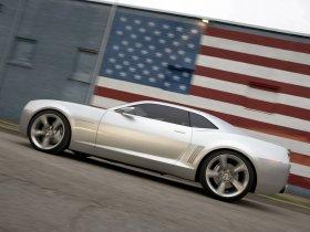 Ver foto 5 de Chevrolet Camaro Concept 2006