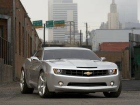 Ver foto 3 de Chevrolet Camaro Concept 2006