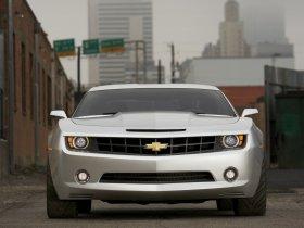 Ver foto 2 de Chevrolet Camaro Concept 2006