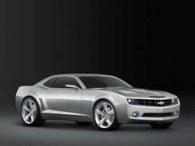Ver foto 25 de Chevrolet Camaro Concept 2006