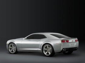 Ver foto 24 de Chevrolet Camaro Concept 2006