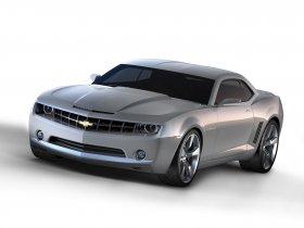 Ver foto 22 de Chevrolet Camaro Concept 2006