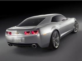 Ver foto 19 de Chevrolet Camaro Concept 2006