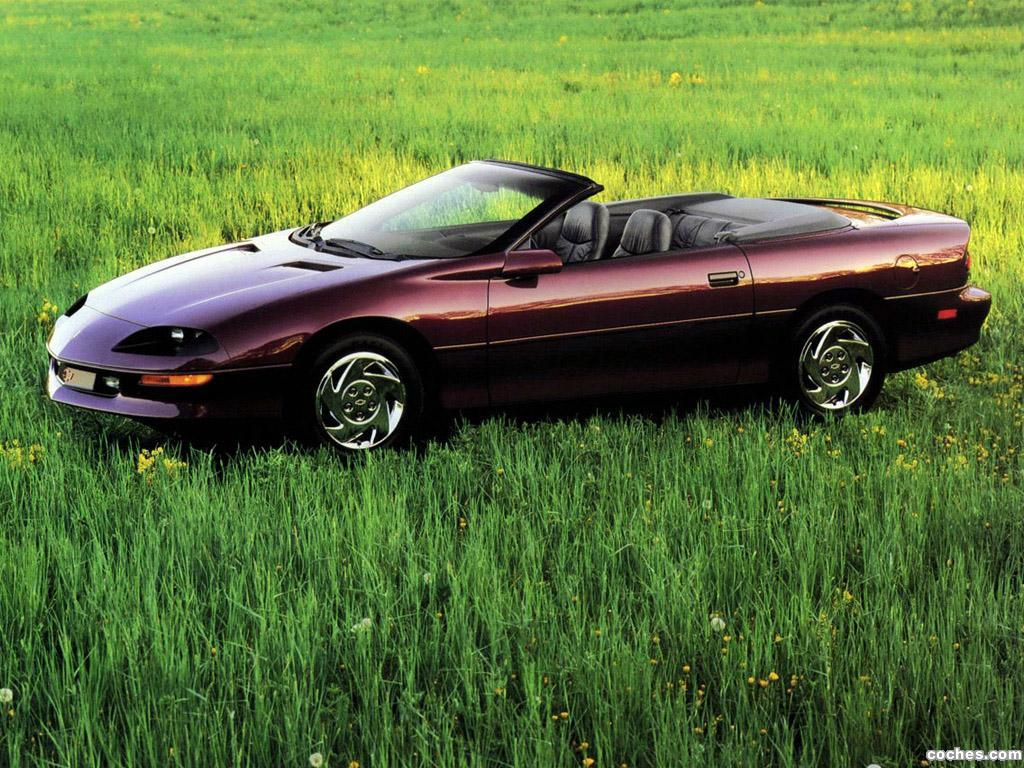 Foto 0 de Chevrolet Camaro Convertible 1993