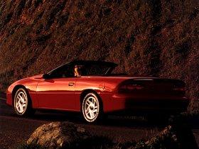 Ver foto 2 de Chevrolet Camaro Convertible 1993