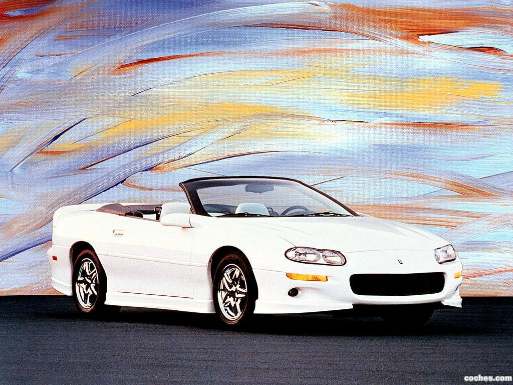 Foto 0 de Chevrolet Camaro Convertible 1998